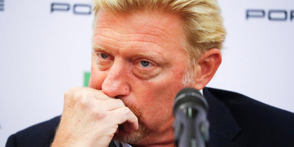 Boris Becker Insolvenz