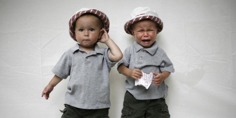 Genetische Zwillinge