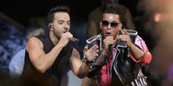 "Luis Fonsi performt Sommerhit ""Despacito"""