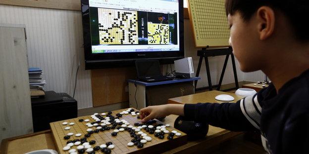 Go Gegen Computer Spielen 9x9