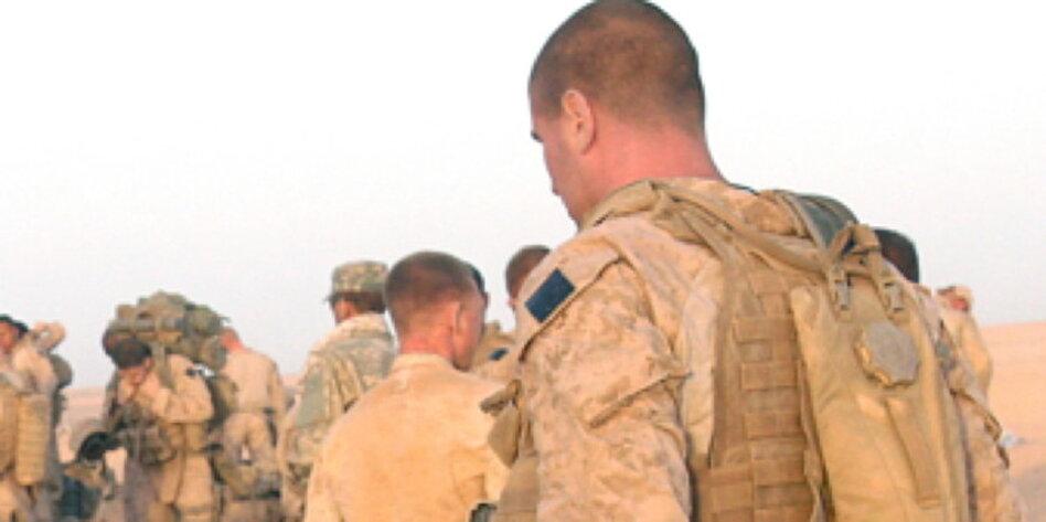Wie viele Männer und Frauen sind in den USA Militär