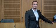 Verurteilter AfD-Abgeordneter: Vom Stadion in den Bundestag
