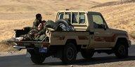 Gefechte zwischen Kurden und Irakern: Kampf mit deutschen Waffen?