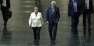 Koalitionssondierung in Berlin: Das erste Mal an einem Tisch