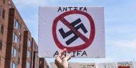 Kongress in München: DGB lässt Antifa nun doch rein