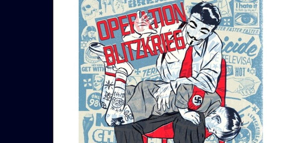 Anonymous Startet Outingportal Onlinepranger Für Neonazis Tazde
