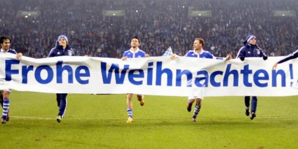 Schalke Bilder Weihnachten.17 Spieltag Fußball Bundesliga Bayern Vorn Bvb Und Schalke Dran