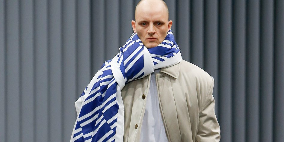 9b3ab7a3d071b The soccer scarf invades high fashion  The ultimate anti-brand brand ...