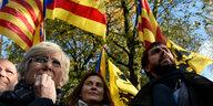 """Katalanen-Anwalt vor Ministeranhörung: """"Wir vertrauen auf Belgien"""""""
