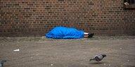 """Die neue Wohnungslosigkeit: """"Wer obdachlos wird, ist kein Penner"""""""