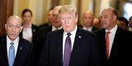 "Fortschritte bei Trumps Steuerreform: Repräsentantenhaus sagt ""Yes"""