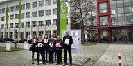 Stellenabbau am Goethe-Institut: Protest gegen Mehrarbeit