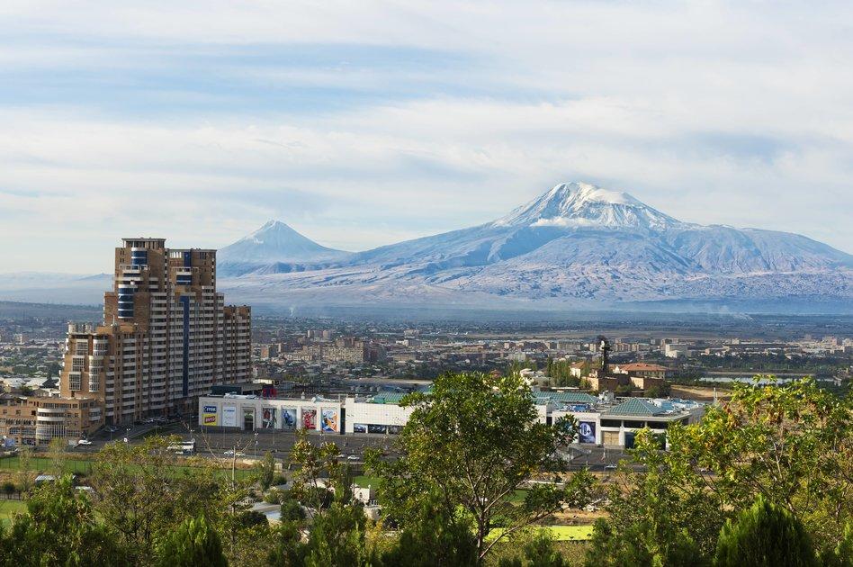 Reise Nach Armenien Ararat Brandy Und Religion Taz De