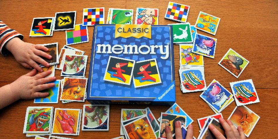 Memory Spielen Gegen Die Zeit