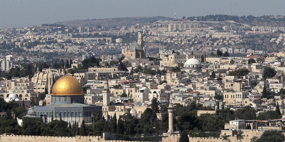 Trump will Jerusalem als Hauptstadt anerkennen