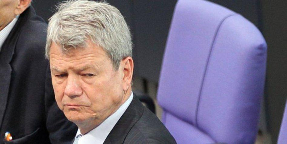 """<b>Wolfgang Wieland</b> zum Grünen-Wahlkampf: """"Zu bieder und zu gelackt"""" - taz.de - wolfgang_wieland_dpa"""