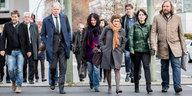 Kampf um Parteivorsitz der Grünen: Das Personalkarussell dreht sich