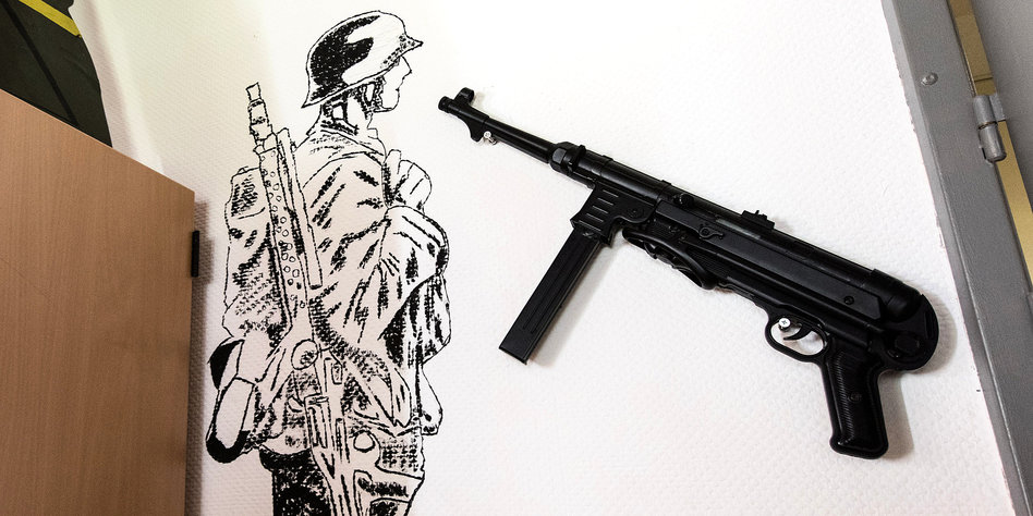 Staatsgefährdende Gewalttat vorbereitet: Bundesanwalt klagt Franco A. an