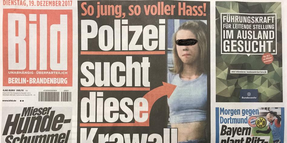 Bildzeitung Heute