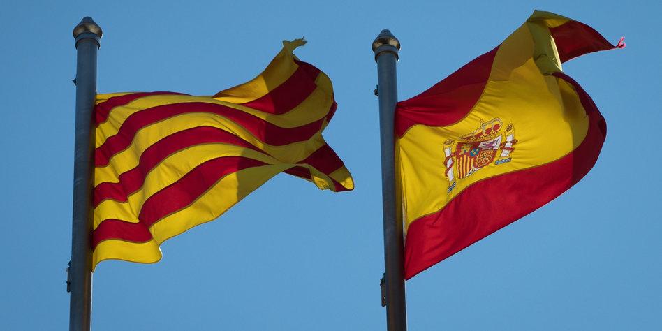 Pro Und Kontra Wahl In Katalonien Ein Votum Für Die Unabhängigkeit
