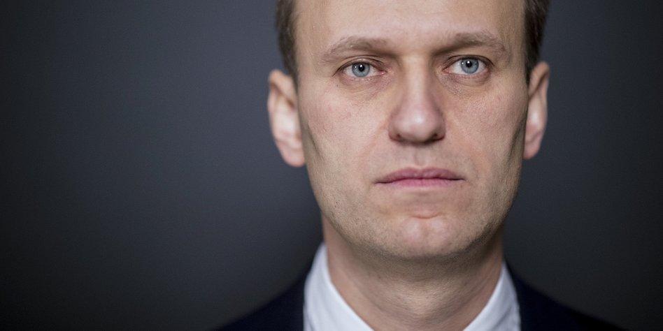 Wahl-Verbot für Putins Kritiker