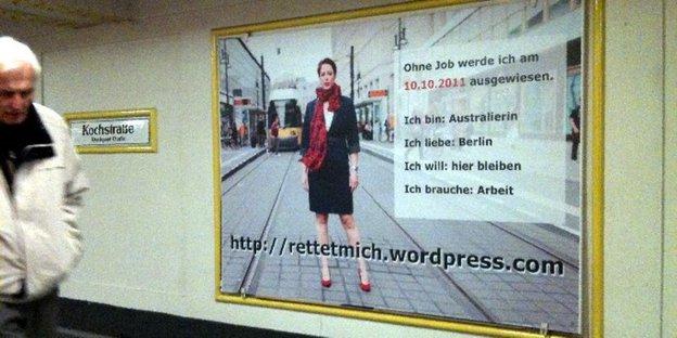 australierin will in berlin bleiben auf jobsuche per. Black Bedroom Furniture Sets. Home Design Ideas