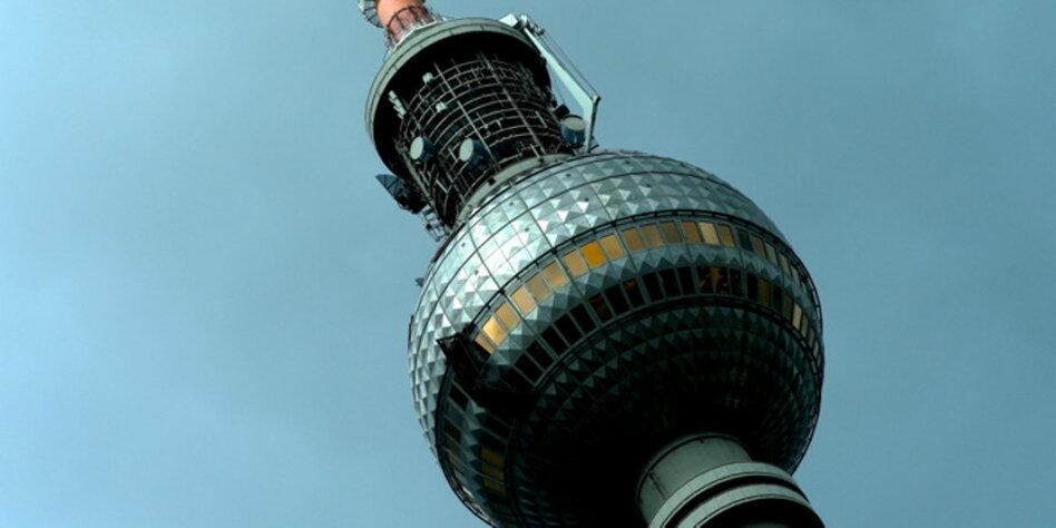 fakten berliner fernsehturm