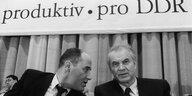 Justiz- und Rechtssystem der DDR: Tschekisten, Prinzlinge, Anwälte