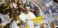 Kommentar Der Papst in Südamerika: Angst vor Argentinien