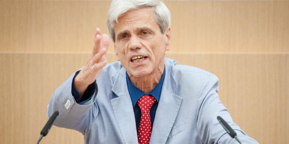 Zentralratspräsident darf AfD-Politiker Holocaustleugner nennen