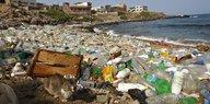 """Ressourcenexperte über Plastik-Zukunft: """"Die Rohstoffgrundlage bricht weg"""""""