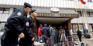Debatte Rechtsstaat Türkei: Folgenschwere Rechtskrise