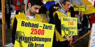Kommentar Iranische Geheimagenten: Leisetreterei bringt nichts