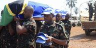 Militäroperation gegen Rebellen: Blut für Kongos Öl