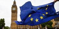 Brexit-Entscheid im britischen Unterhaus: EU-Austrittsgesetz durchgewunken