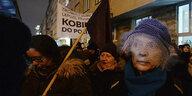 Demo für Abtreibungsrecht in Polen: Grenzenlose Wut
