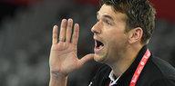 Zoff beim deutschen Handball-EM-Team: Das Murren gegen den Chef