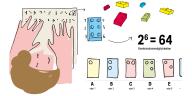 Entwicklungen bei der Blindenschrift: Punkte statt Striche
