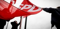 Kommentar Tragödie der SPD: Die Irgendwie-Partei