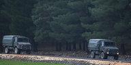 Angriffe auf Kurden in Afrin: Türkische Truppen in Syrien