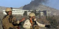 Anschlag der Taliban in Kabul: Viele Tote bei Angriff auf Luxushotel