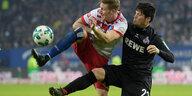 Bundesliga-Abstiegskampf in Hamburg: Kein Tor, kein Trainer mehr