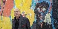 Georg Baselitz wird 80: Punk kann er auch