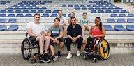 """Neue Kika-Doku """"Nicht zu stoppen"""": Sport mit Behinderung"""