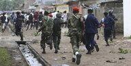 Proteste im Kongo: Gewalt gegen Katholiken