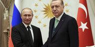 Kommentar Erdoğans Krieg gegen Kurden: Putin statt Nato