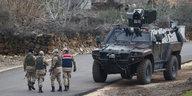 Intervention gegen Kurden: Türkei marschiert in Syrien ein