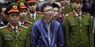 Mutmaßlich entführter Vietnamese: Lebenslang für Ex-Öl-Manager