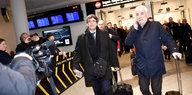 Regierungsauftrag in Katalonien: Puigdemont reist nach Dänemark
