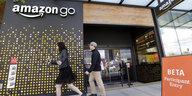 Amazons erster Supermarkt ohne Kasse: Einfacher. Schneller. Einsamer